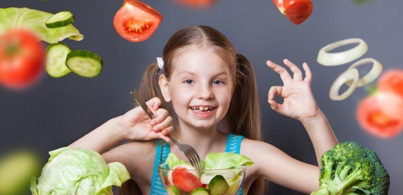 Լավագույն սննդամթերքները երեխաների համար