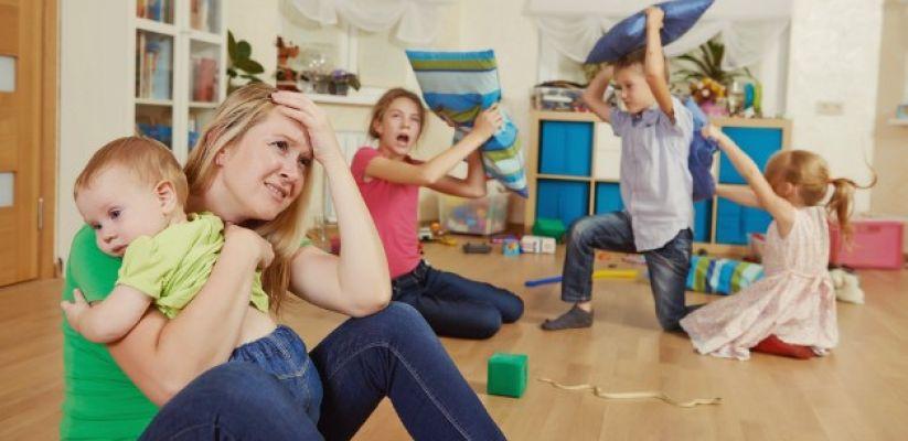 Ինչպես սաստել ձեր չարաճճի երեխաներին