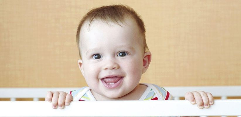 Երեխայի աճը։ Յոթերորդ ամիս