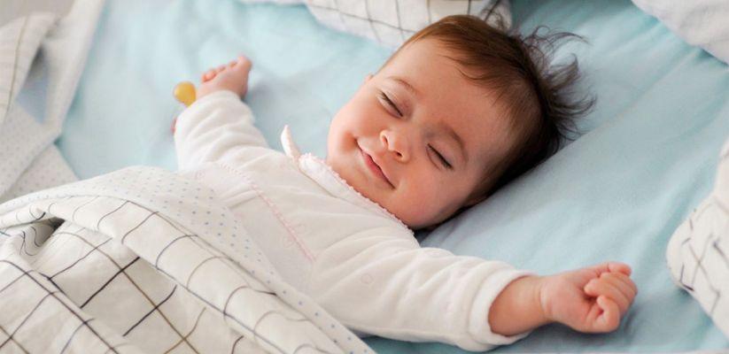 4 խորհուրդ՝ ձեր վաղաժամ ծնված երեխային խաղաղ քնելու համար