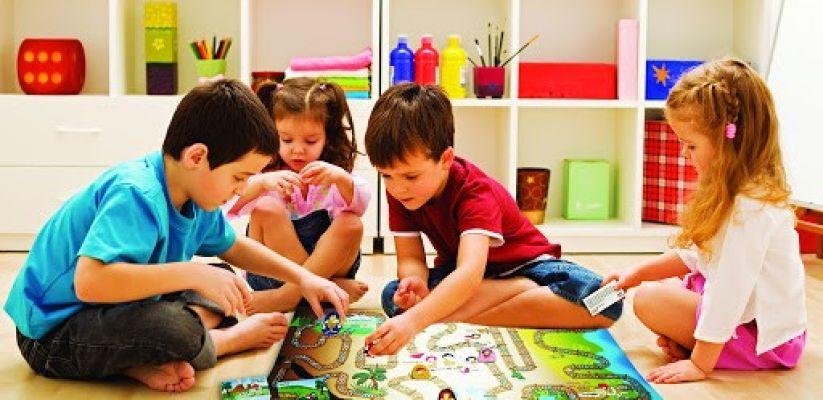 Ինչպես զվարճացնել երեխաներին հարկադիր կարանտինի ընթացքում