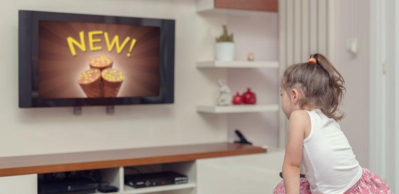 Գովազդի բացասական ազդեցությունը երեխայի վրա