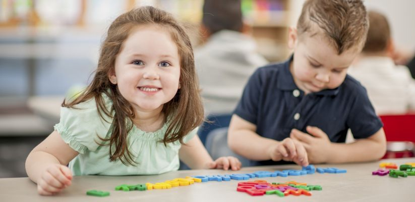 Նախադպրոցական երեխաներ․ Ի՞նչպես են նոր բառեր սովորում
