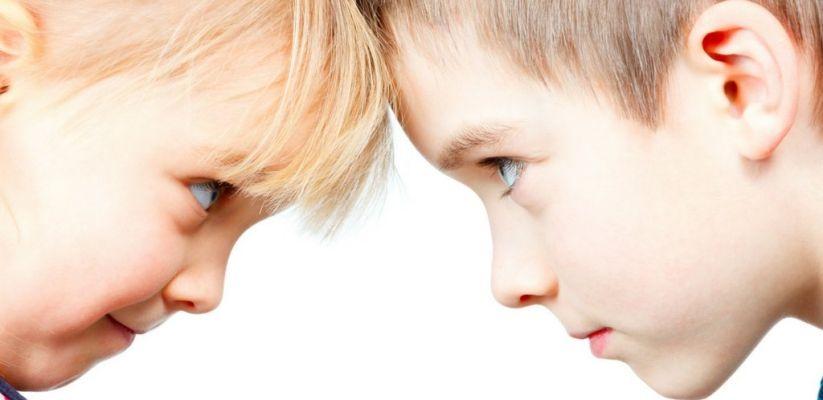 Մրցակցությունը երեխաների միջև. Ինչպե՞ս հաղթահարել