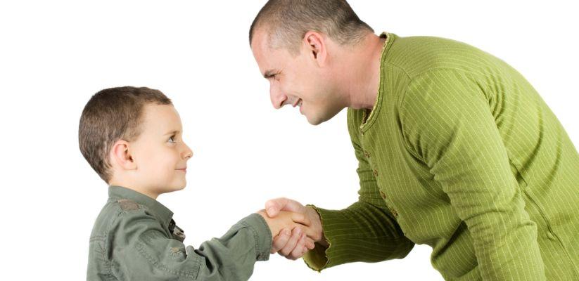 Սովորեցնում ենք երեխային հարգել այլոց