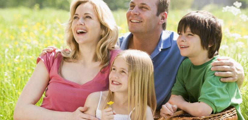 Հասարակ ընտանիքում երեխա դաստիարակելու գործընթացը