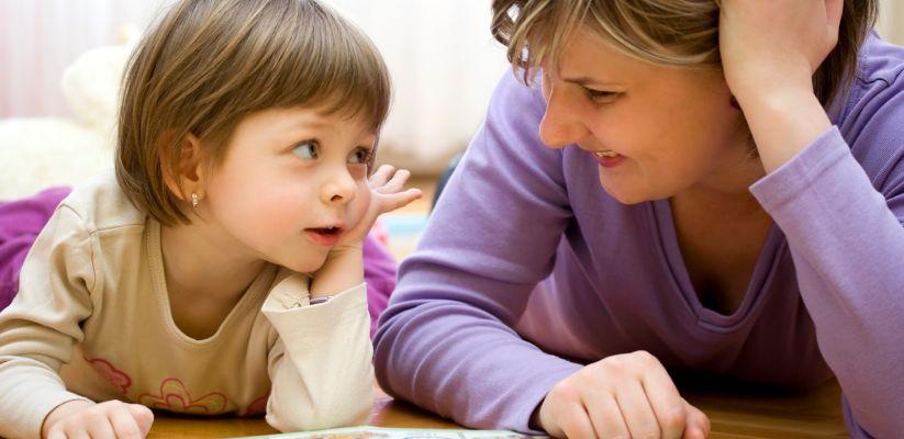 Ինչպե՞ս են երեխաները մեզ օգնում դառնալ ավելի հասուն
