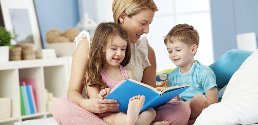 Պատմվածքների օգուտները երեխաների համար