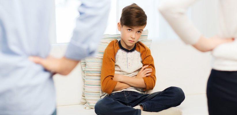 Կարգապահության և բռնության տարբերությունը երեխաների հանդեպ