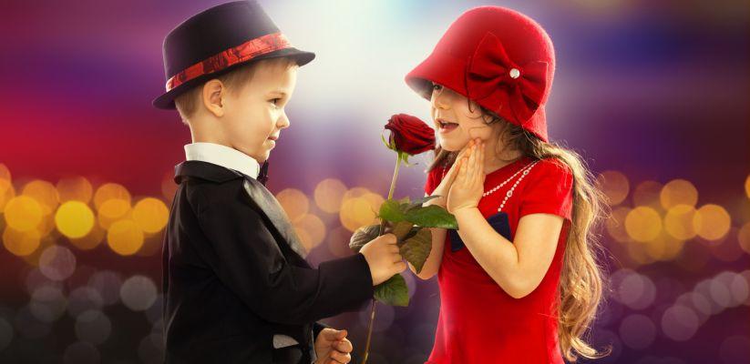Սիրո դրսևորումները երեխաների մոտ․Ինչպես սովորեցնել