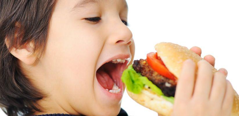Ուտելիքի հետ կապված խանգարումներ երեխաների մոտ