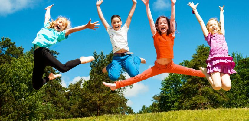 Երջանիկ երեխաներ ունենալու ծնողների ձգտումը