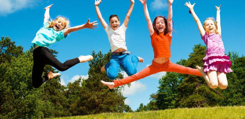 Զբաղմունքներ երեխաների համար ամառային երեկոների ընթացքում