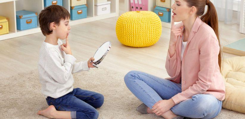 Խոսքի խանգարումները երեխաների մոտ և պատճառները