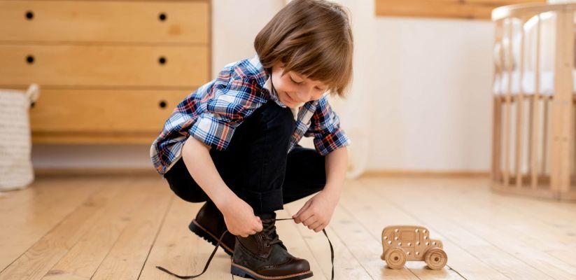Երեխայի ինքնուրույնությունն զարգացնելու 5 եղանակ