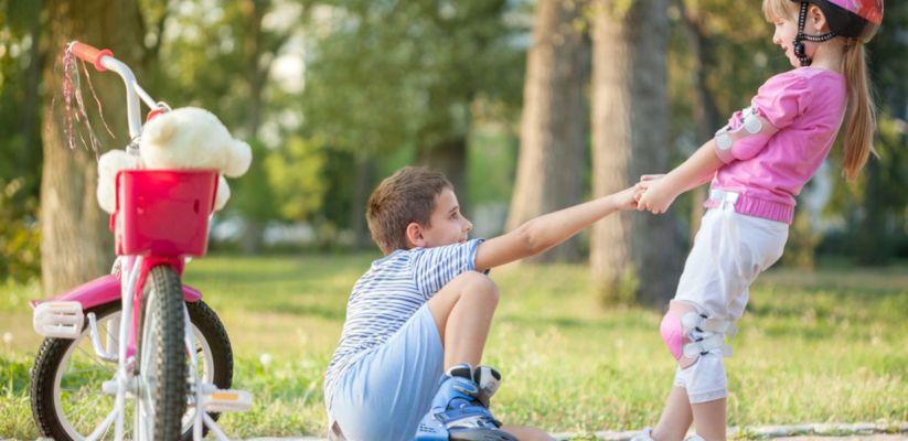 Ինչպե՞ս երեխային սովորեցնել ուրիշներին օգնել