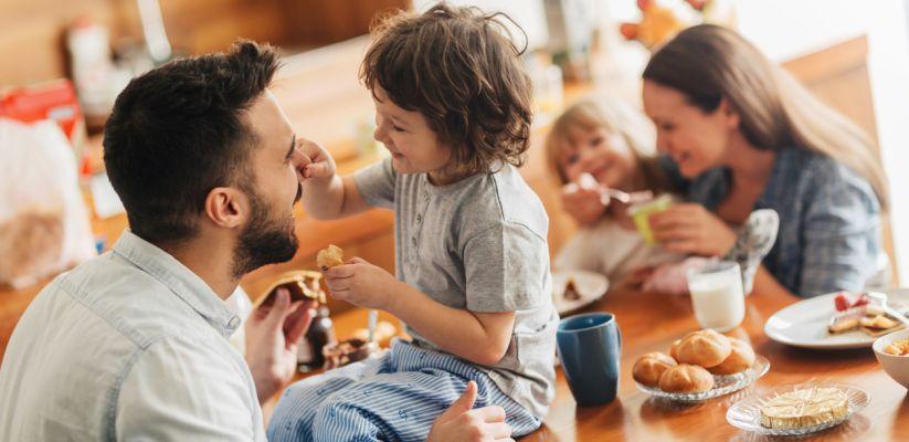 Ինչպե՞ս արդյունավետ ժամանակ անցկացնել երեխայի հետ