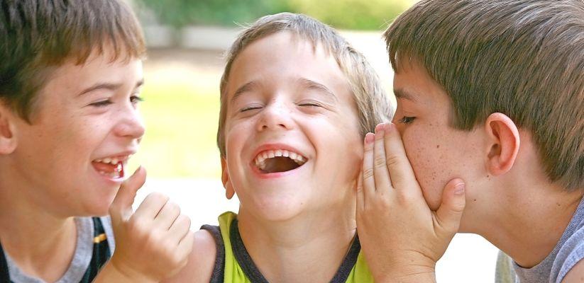Հումորի զգացումը երեխաների մոտ․ Ինչպե՞ս զարգացնել