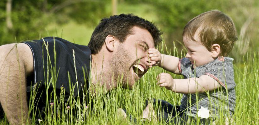Բաներ որոնք հայրերը ավելի լավ են անում քան մայրերը