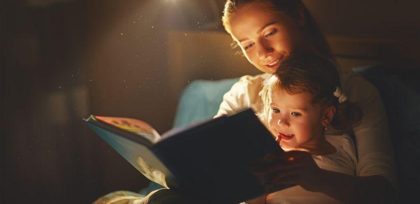 Պատմություններ պատմելու կարևորությունը երեխաների համար