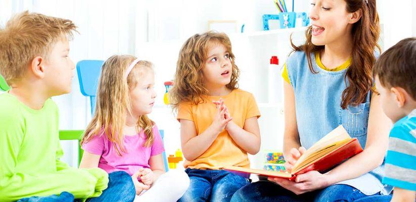 Պատմություններ պատմելու 10 առավելություններ երեխաների համար