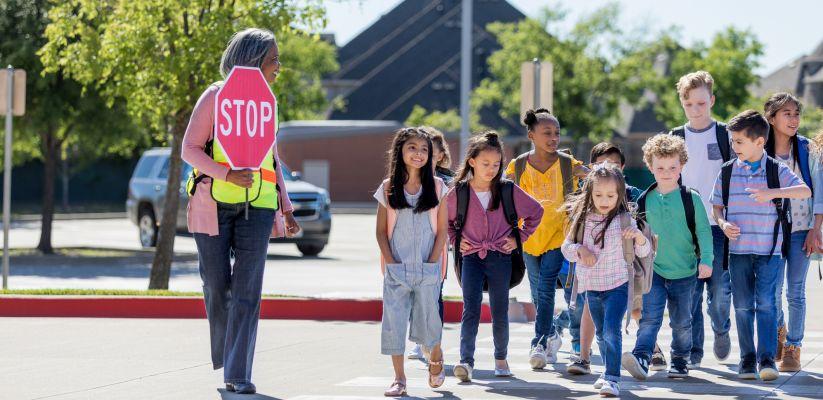 Երեխաների անվտանգությունը ճանապարհներին