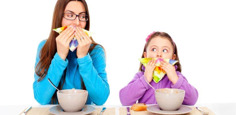 Զարգացնում ենք երեխայի մոտ լավ վարվելակերպի կանոնները