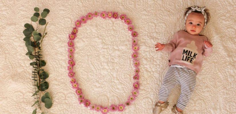 10 ամսական երեխայի զարգացման ցուցանիշները