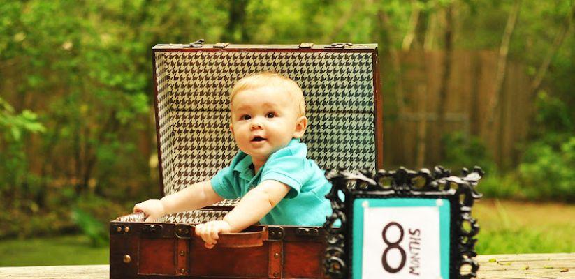 8 ամսական երեխայի զարգացման ցուցանիշները