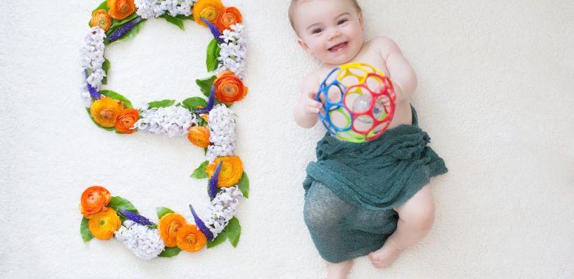 9 ամսական երեխայի զարգացման ցուցանիշները