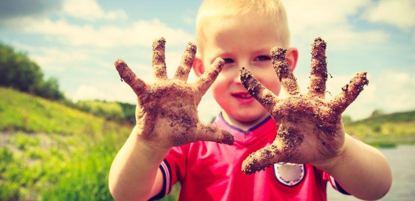 Ինչպես պաշտպանել երեխային վտանգավոր մանրէներից