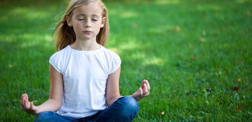 Մեդիտացիան օգնում է շտկել երեխաների վատ վարքը