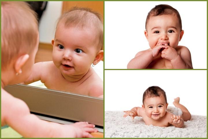 3 ամսական երեխաներ