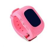 Մանկական խելացի վարդագույն ժամացույց
