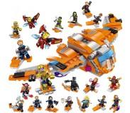 Լեգո հերոսներ