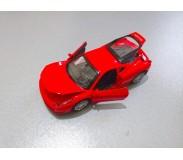 Մետաղական մեքենա Ferrari