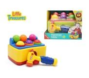 Խաղալիք մուրճով և 6 գնդիկներով