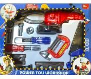 Խաղալիք գործիքներ անկյունահղկիչ (բալգառկա)