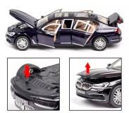 Մետաղյա մեքենա BMW 760LI