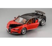 Մետաղյա մեքենա Bugatti Chiron