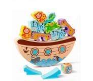 Փայտե նավակ