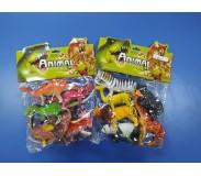 Խաղալիք կենդանիների հավաքածու