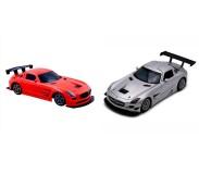 Խաղալիք Mercedes SLS հեռակառավարման վահանակով