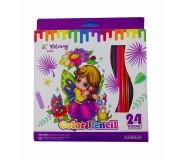 Գունավոր մատիտներ YL 816055-24